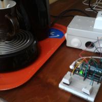 Contrôler votre cafetière avec un Arduino
