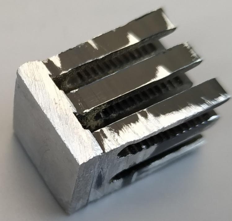 Radiateur de PC modifiée pour le Raspberry Pi 4