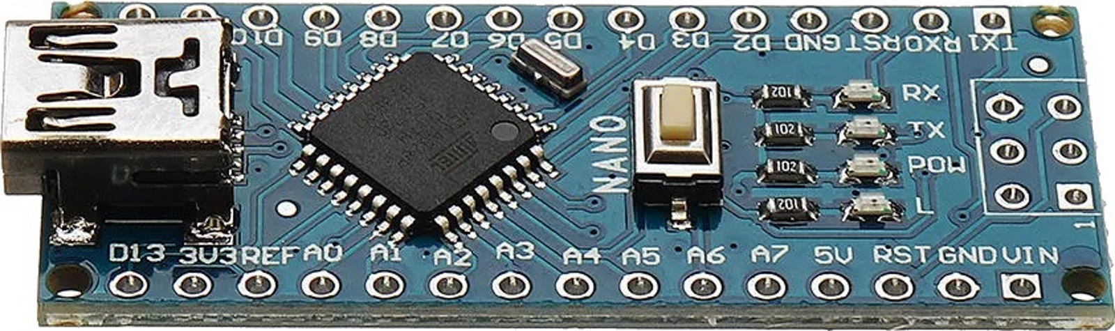 Un clone d'Arduino Nano
