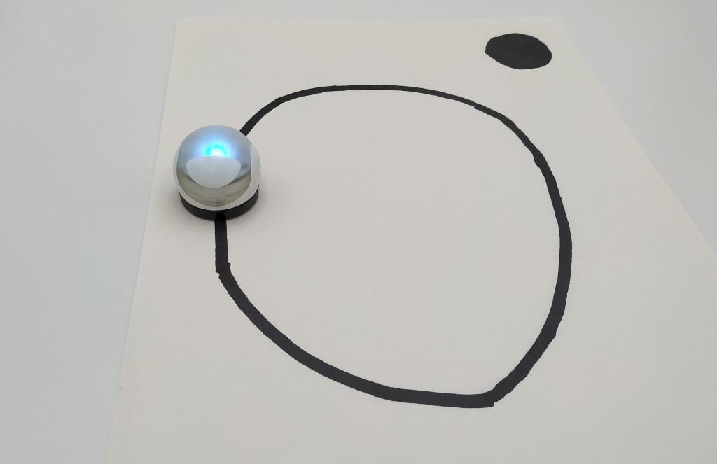 Un circuit tout simple pour Ozobot