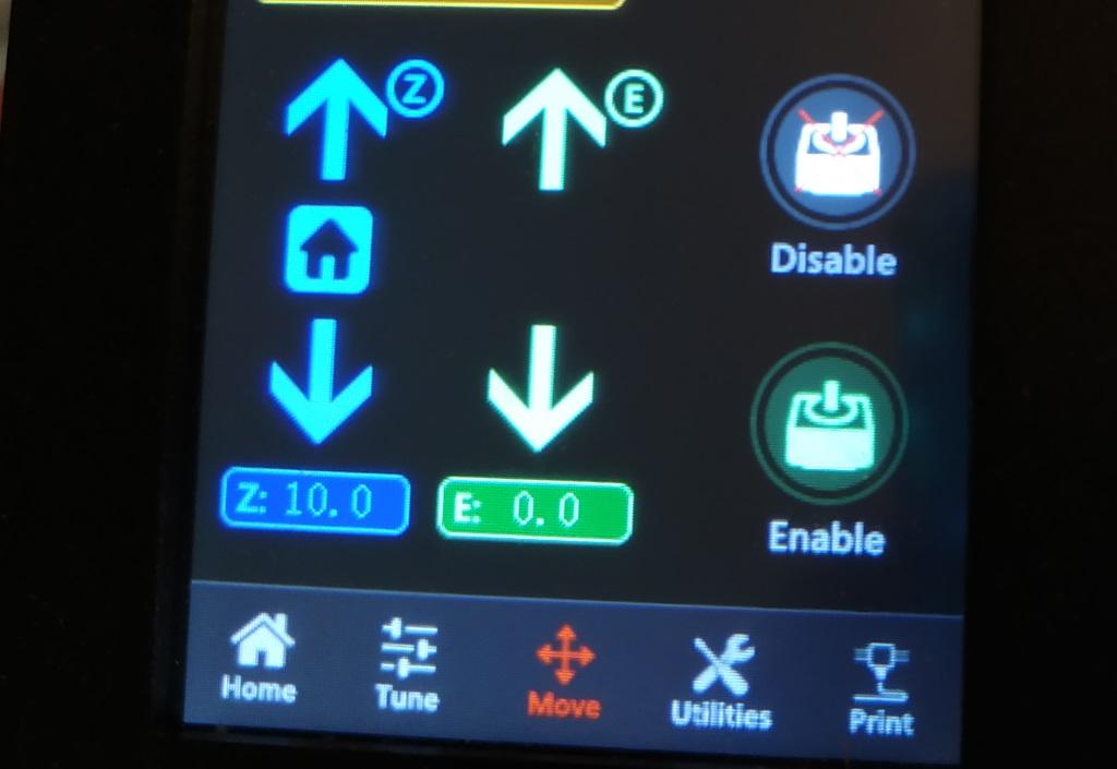 Home Z sur l'Alfawise U30 Pro