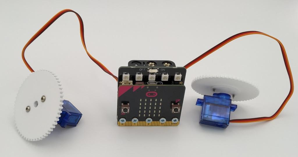 Calibration du robot MOVE mini