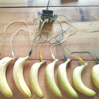 Piano bananes avec le micro:bit