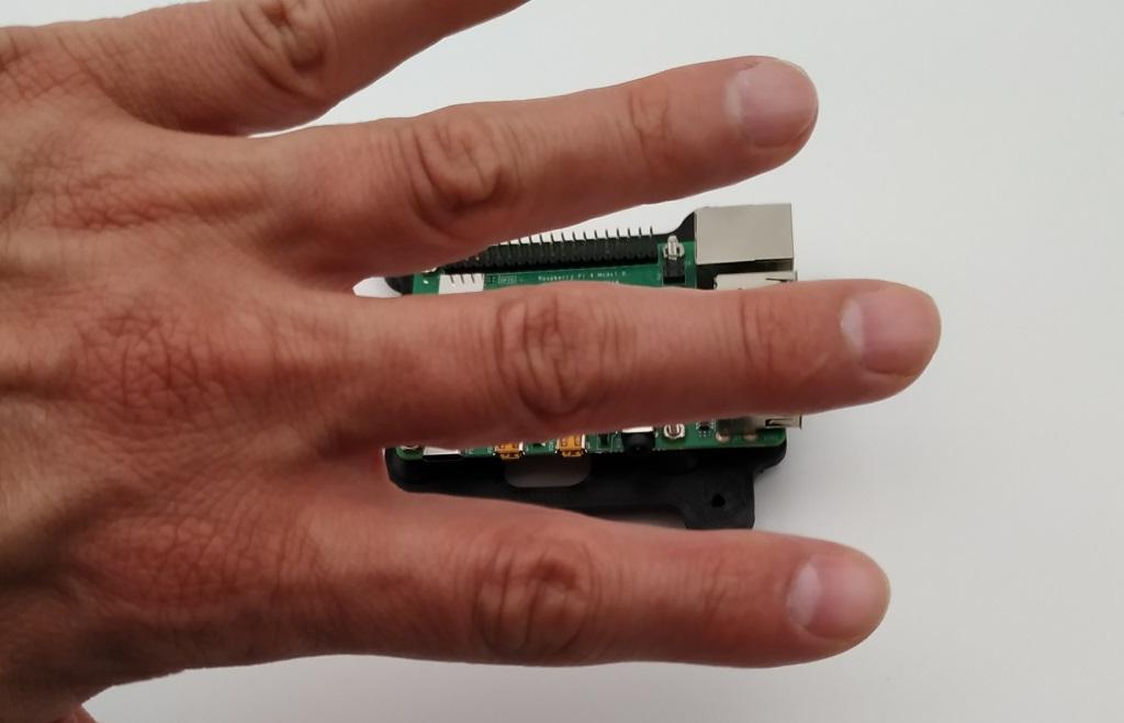 """Le Raspberry Pi 4 """"nu"""""""