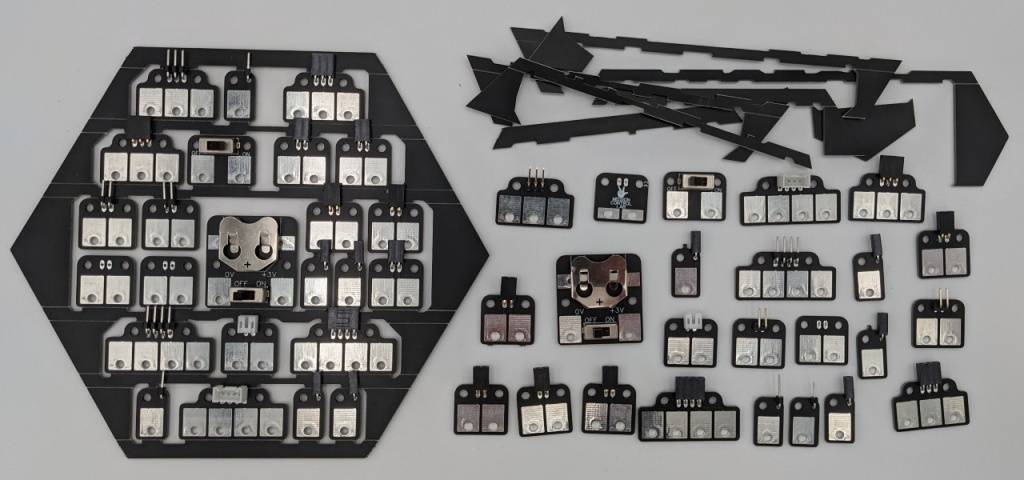 Nexus Panel de Mission Control Lab
