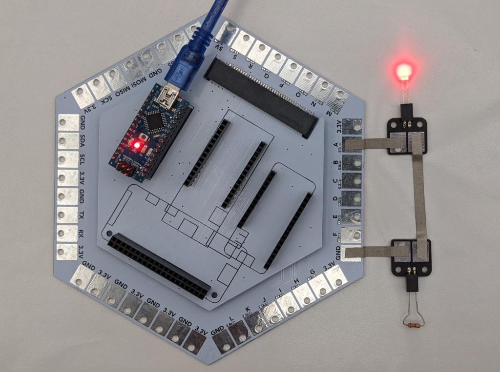 Clignotement d'une LED avec l'Arduino Nano