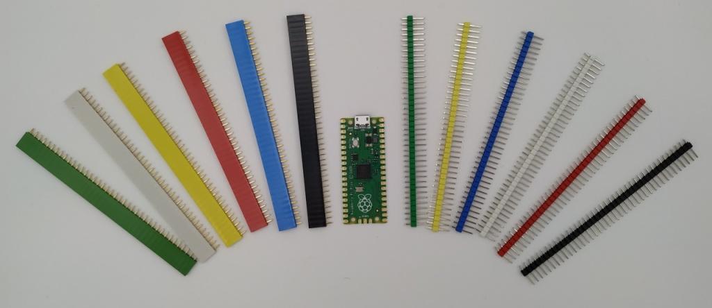 Choisissez le type la taille ou la couleur des connecteurs à souder