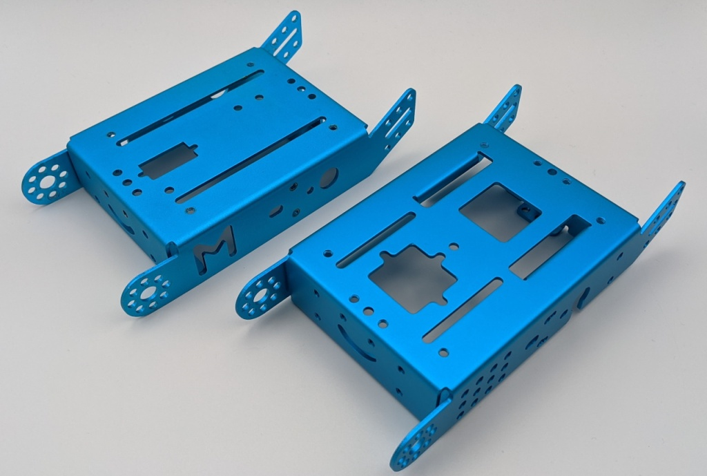 Châssis des robots mBot et mBot2