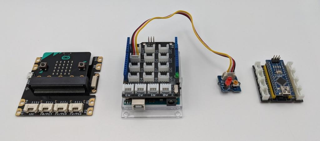 Les modules Grove