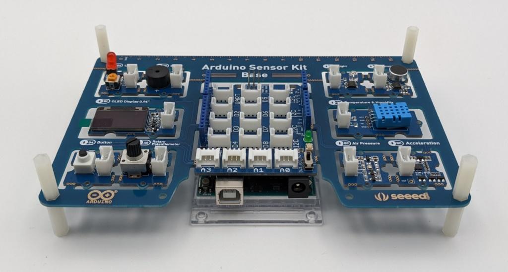 L'Arduino Sensor Kit (Base)