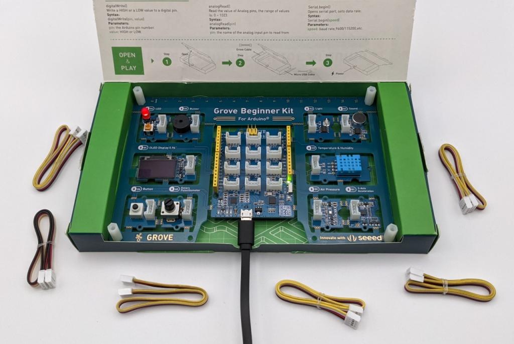 Le Grove Beginner Kit